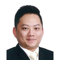 Cedric Soh real estate agent of Huttons Asia Pte Ltd