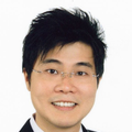 Gary Chang real estate agent of Huttons Asia Pte Ltd