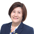 Ann Ang real estate agent of Huttons Asia Pte Ltd