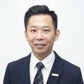 Norman Tan real estate agent of Huttons Asia Pte Ltd
