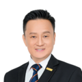Michael Lim real estate agent of Huttons Asia Pte Ltd