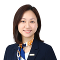 Karen Ong real estate agent of Huttons Asia Pte Ltd