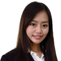 Charlene Lim real estate agent of Huttons Asia Pte Ltd