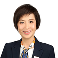 Agnes Ho real estate agent of Huttons Asia Pte Ltd