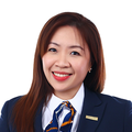Sharon Lok real estate agent of Huttons Asia Pte Ltd