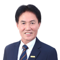Lee Meng Kho  real estate agent of Huttons Asia Pte Ltd