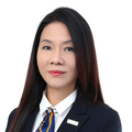 Casey Low  real estate agent of Huttons Asia Pte Ltd