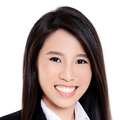 Geraldine Tay real estate agent of Huttons Asia Pte Ltd