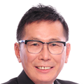 Peter Chai real estate agent of Huttons Asia Pte Ltd