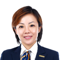Cindy Lim real estate agent of Huttons Asia Pte Ltd