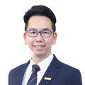 Richard Chua real estate agent of Huttons Asia Pte Ltd