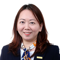 Ashley Chin real estate agent of Huttons Asia Pte Ltd