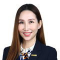 Eudoria Teh real estate agent of Huttons Asia Pte Ltd
