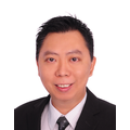 Johnson Teo real estate agent of Huttons Asia Pte Ltd