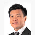 Tony Lim real estate agent of Huttons Asia Pte Ltd