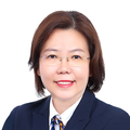 Li Fang Chin  real estate agent of Huttons Asia Pte Ltd