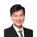 James Kerk real estate agent of Huttons Asia Pte Ltd