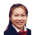 Maria Koh real estate agent of Huttons Asia Pte Ltd