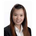 Sharon Chua real estate agent of Huttons Asia Pte Ltd