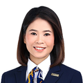 Maple Nguyen real estate agent of Huttons Asia Pte Ltd