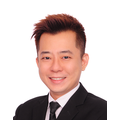 James Tan real estate agent of Huttons Asia Pte Ltd
