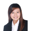 Cerlyn Zhang real estate agent of Huttons Asia Pte Ltd