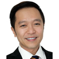 Mike Khoo real estate agent of Huttons Asia Pte Ltd
