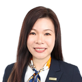 Stephanie Ong real estate agent of Huttons Asia Pte Ltd