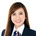 Cynthia Yew real estate agent of Huttons Asia Pte Ltd