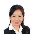 Phyllis Liew real estate agent of Huttons Asia Pte Ltd