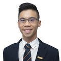 Wilfred Kang real estate agent of Huttons Asia Pte Ltd