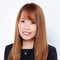 Elise Lin real estate agent of Huttons Asia Pte Ltd