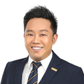 Kevin Tan real estate agent of Huttons Asia Pte Ltd