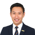 Kenji Choo real estate agent of Huttons Asia Pte Ltd