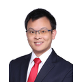 Ben Xia real estate agent of Huttons Asia Pte Ltd