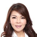 Ruby Lee real estate agent of Huttons Asia Pte Ltd