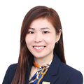 Catherine Ea real estate agent of Huttons Asia Pte Ltd