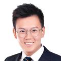 Conrad Tham real estate agent of Huttons Asia Pte Ltd