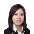 Evon Koh real estate agent of Huttons Asia Pte Ltd