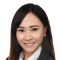 Jamie Lim real estate agent of Huttons Asia Pte Ltd
