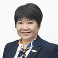 Amy Foo real estate agent of Huttons Asia Pte Ltd