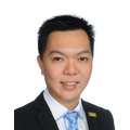 Steve Chin real estate agent of Huttons Asia Pte Ltd