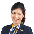 Regina Lim real estate agent of Huttons Asia Pte Ltd