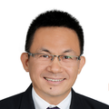John Chen real estate agent of Huttons Asia Pte Ltd