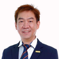 Chee Siang Tee  real estate agent of Huttons Asia Pte Ltd