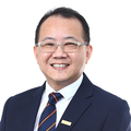 William Heng real estate agent of Huttons Asia Pte Ltd