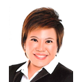 Serene Ho real estate agent of Huttons Asia Pte Ltd
