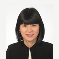 Iris Chang real estate agent of Huttons Asia Pte Ltd