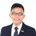 Vincent Ong real estate agent of Huttons Asia Pte Ltd