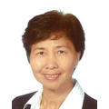 Lilian Tian real estate agent of Huttons Asia Pte Ltd